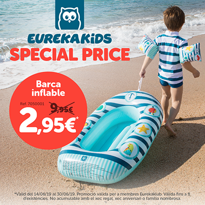 EUREKA KIDS: SPECIAL PRICE