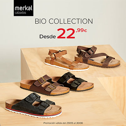 Merkal: Bio Collection